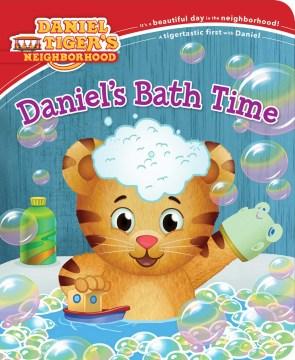Daniel's Bath Time