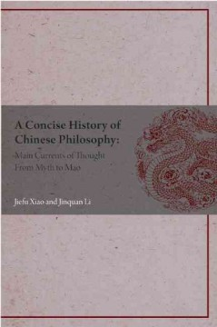 A Concise History of Chinese Philosophy