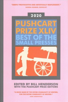 2020 Pushcart Prize XLIV