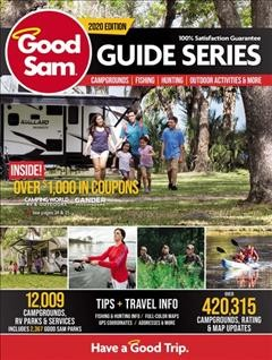 Good Sam 2020 North American Guide Series
