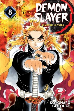 Demon Slayer: Kimetsu No Yaiba, Vol. 8, 8