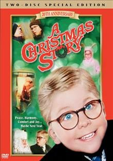 Cover image for A Christmas Story