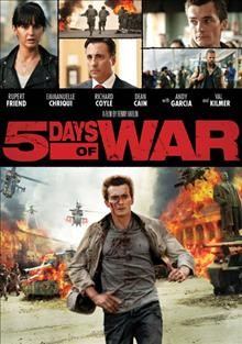 Cover image for 5 Days of War