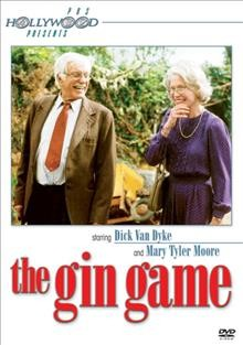 Cover image for The Gin Game