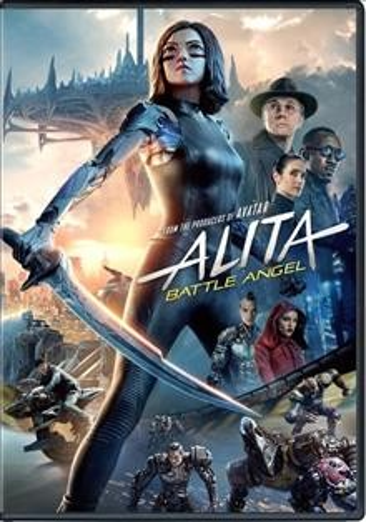 Cover image for Alita