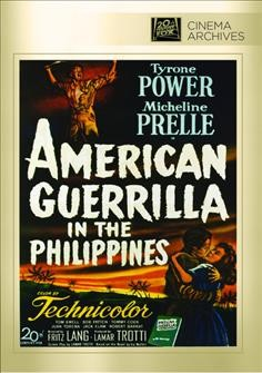 Cover image for American Guerrilla in the Philippines