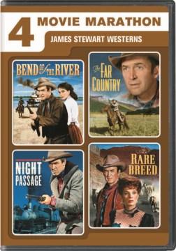 4 James Stewart Westerns