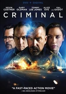 Cover image for Criminal