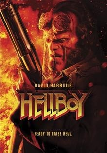 Cover image for Hellboy