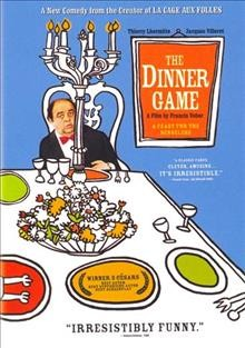 Cover image for Le Dîner de cons