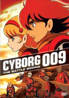 Cyborg 009: The Battle Begins