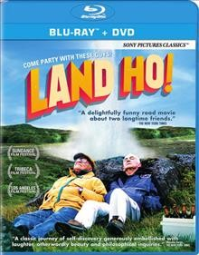 Cover image for Land Ho!