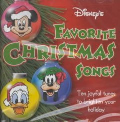 Disney's Favorite Christmas Songs