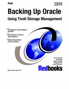 Backing up Oracle
