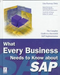 What Every Business Needs to Know About SAP