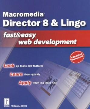 Macromedia Director 8 and Lingo