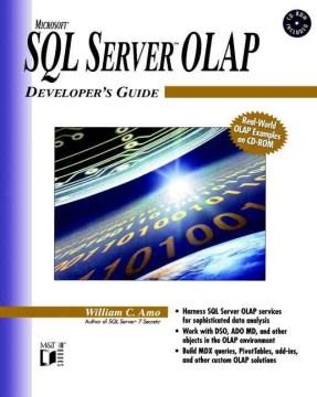 Microsoft SQL Server OLAP Developer's Guide