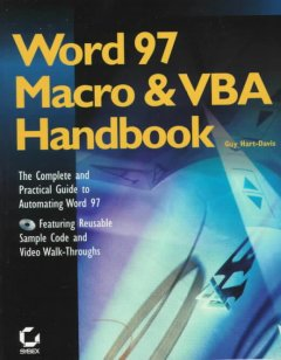 Word 97 Macro & VBA Handbook
