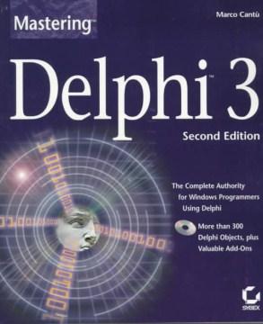 Mastering Delphi 3