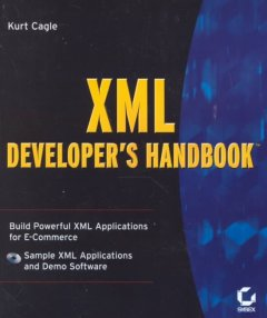 XML Developer's Handbook