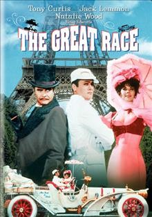 Cover image for Blake Edwards' The Great Race