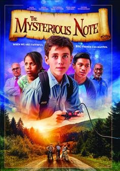 Cover image for The Mysterious Note