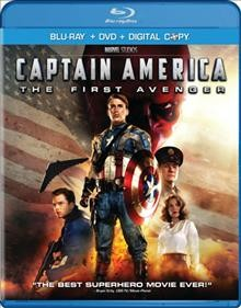 All Community Reviews of Captain America, the First Avenger (Blu-ray