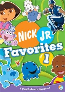 Nick Jr. Favorites 1