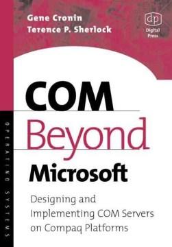 COM Beyond Microsoft