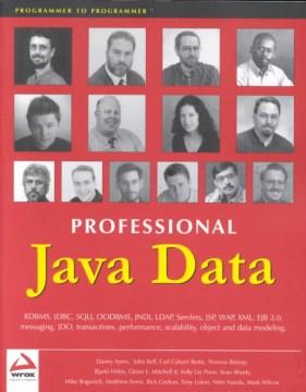 Professional Java Data