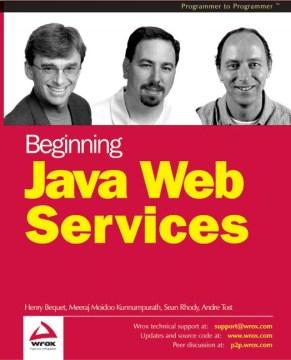 Beginning Java Web Services