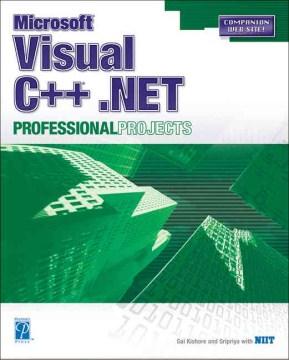 Microsoft Visual C++ .NET Professional Projects