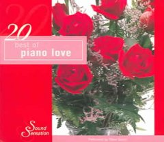 20 Best of Piano Love
