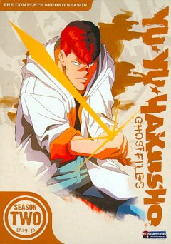 Yu Yu Hakusho Ghost Files, the Complete Second Season, Ep. 29-56