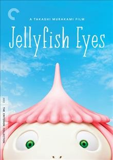 Cover image for Jellyfish eyes