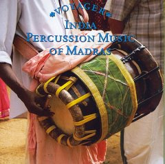 Percussion music of Madras