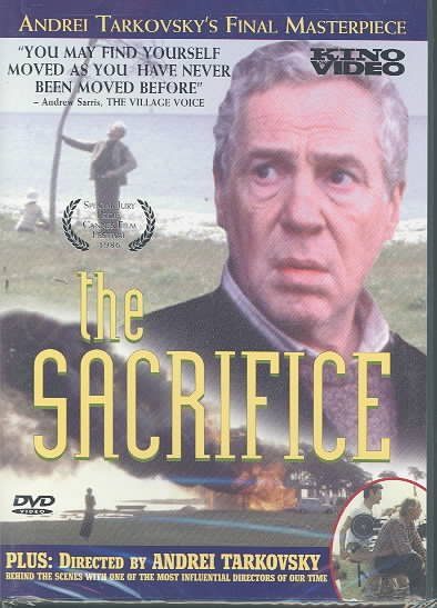 Cover image for The Sacrifice