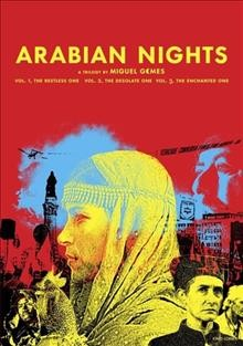 Cover image for Arabian nights