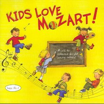 Kids Love Mozart!