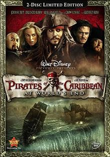 Pirates of the Caribbean, at World's End