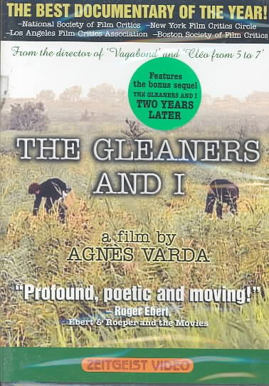 Cover image for Les glaneurs et la glaneuse