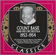 Count Basie and his orchestra 1953-1954