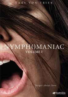 Cover image for Nymphomaniac