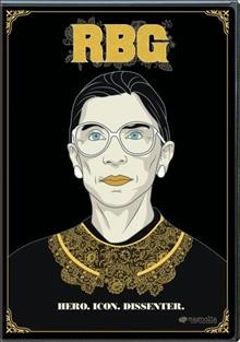 Cover image for RBG