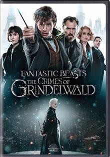 Cover image for Fantastic Beasts