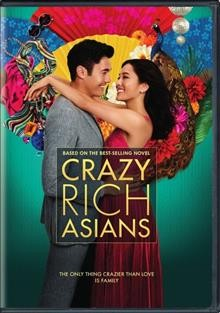 Cover image for Crazy Rich Asians