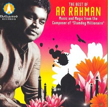 The best of AR Rahman