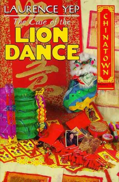 Cover image for The Case of the Lion Dance