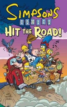 Simpsons Comics Hit the Road!