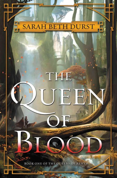 Cover image for The Queen of Blood